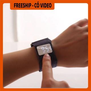 Đồng hồ giấy độc lạ BH 1 THÁNG  Đồng hồ nam nữ Led điện tử bằng giấy chống nước, thông minh, thời trang 8226