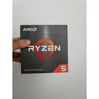 CPU AMD Ryzen 5 5600X 32MB 3.7GHz Boost 4.6GHz 6 nhân 12 luồng thumbnail