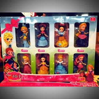 Hộp 8 công chúa Ms 01012001
