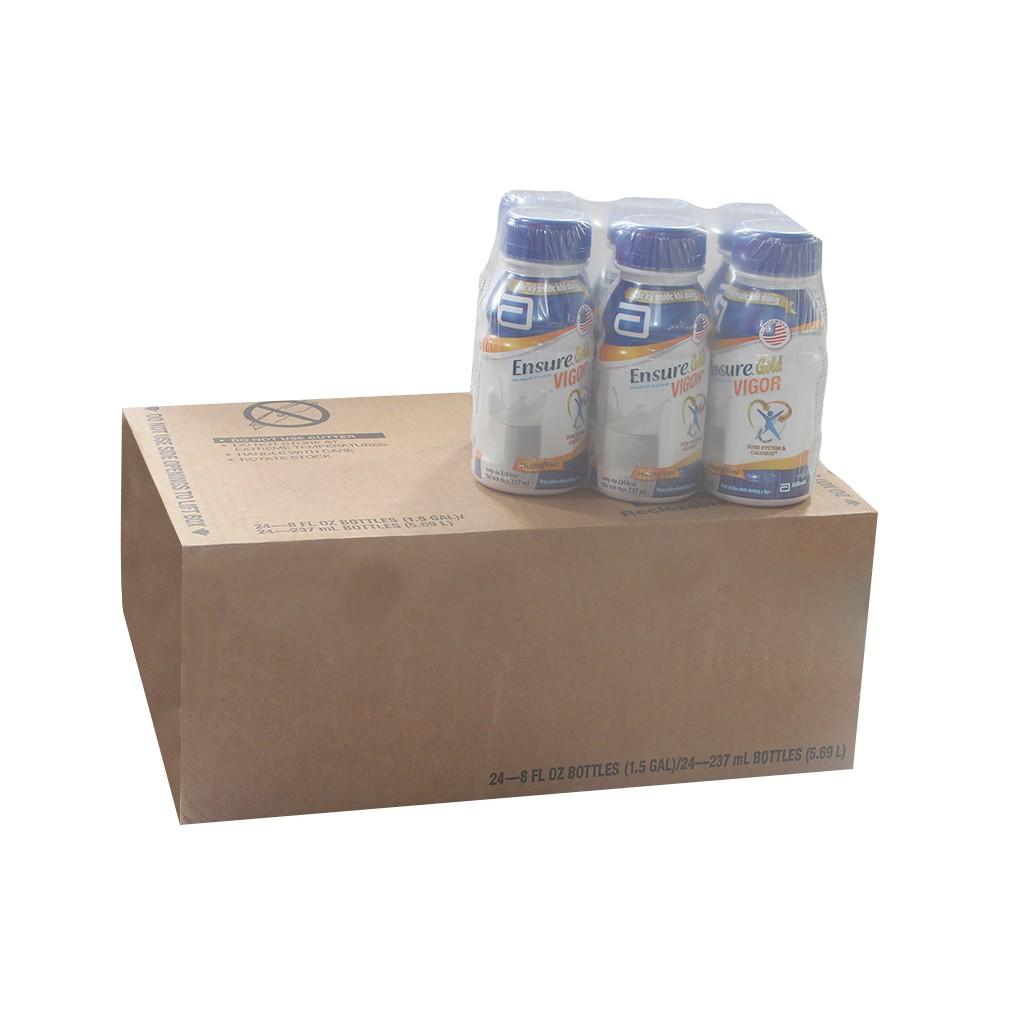 Thùng sữa Ensure Gold Vigor nước hương Vani 237ml (24 chai) - 3502147 , 769322417 , 322_769322417 , 1080000 , Thung-sua-Ensure-Gold-Vigor-nuoc-huong-Vani-237ml-24-chai-322_769322417 , shopee.vn , Thùng sữa Ensure Gold Vigor nước hương Vani 237ml (24 chai)