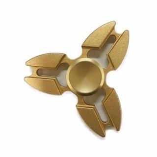 Con quay Fidget Spinner 3 cánh phi tiêu bằng nhôm siêu đẹp Jsp13