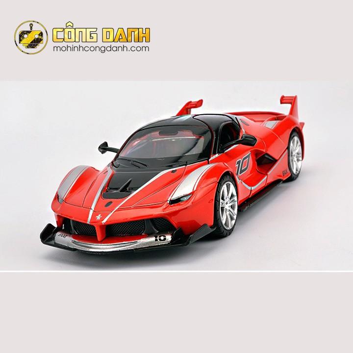 Mô Hình Xe Ferrari Fxx K - Tỷ lệ 1/32