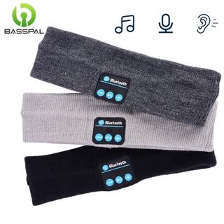 Basspal Bluetooth Earphone Music Headband Earbuds Headphone Sports Headset For Smartphones