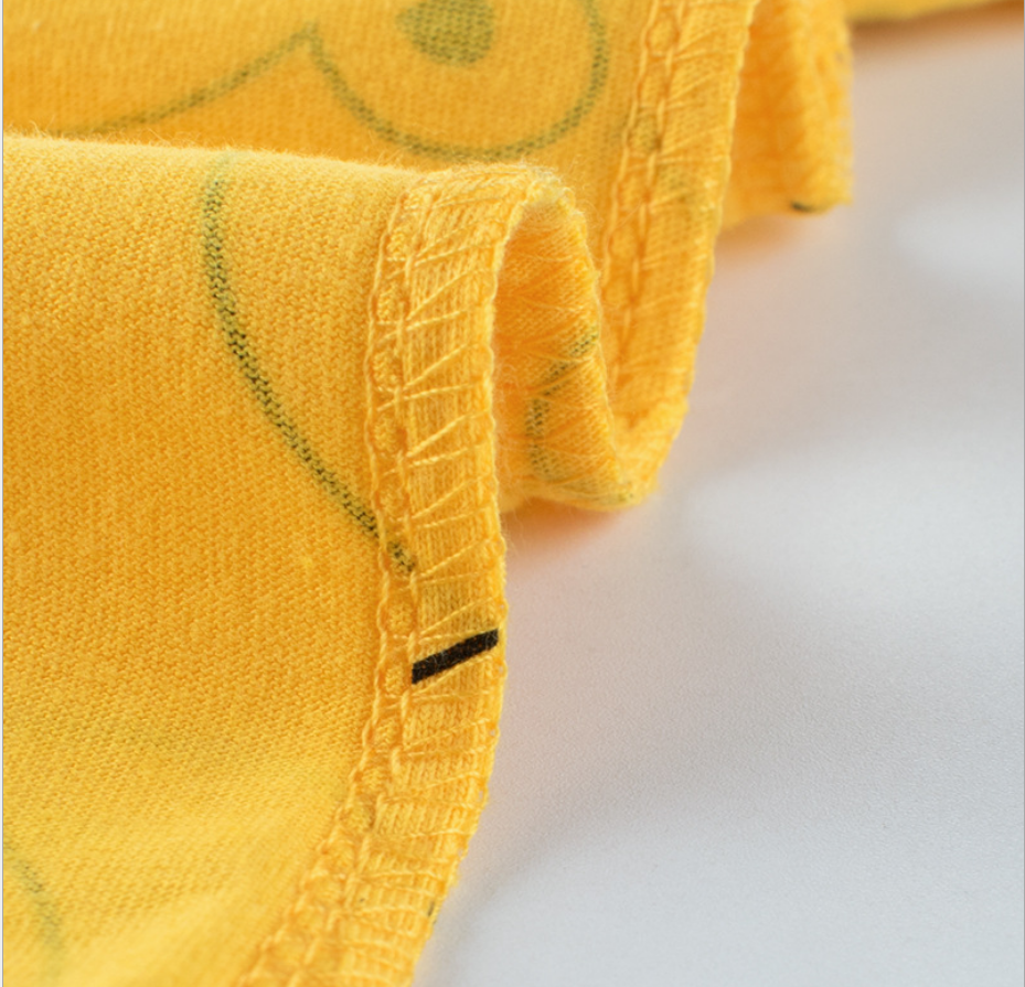 Áo Thun Cotton Cổ Tròn Phong Cách Phương Tây Cho Bé Từ 3-9 Tuổi