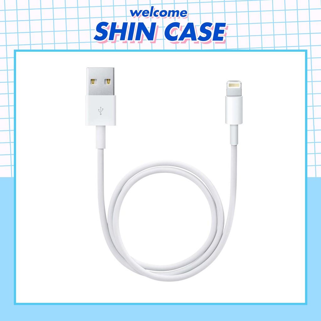 Dây Cáp Sạc Iphone Lightning Cao Cấp Phụ Kiện Tai nghe Bluetooth Airpod Airpods i12 Cáp Sạc Pin Dự Phòng - Shin Case