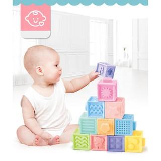 Bộ đồ chơi cho bé Nhật Bản BDC1610 Fun Soft 10 chi tiết (Đạt chuẩn an toàn bé) – The Royal's