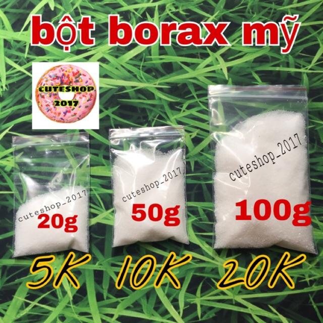 bột borax mỹ