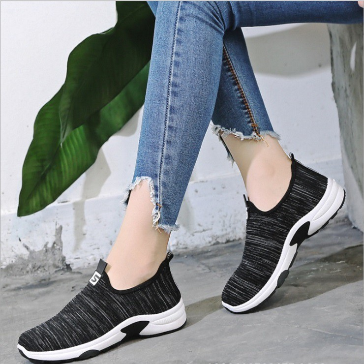 Giày lười nữ ,giày mọi nữ hàng hiệu rẻ đẹp khử mùi thoáng khí