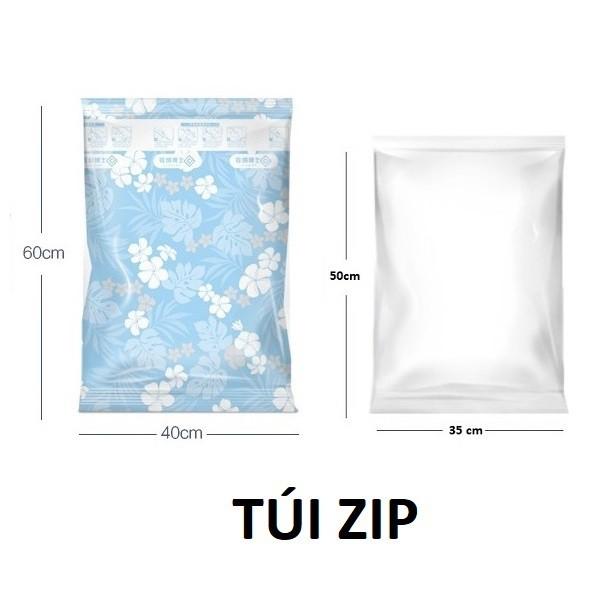 Túi hút chân không bảo quản quần áo - Tiết kiệm đến 70% không gian tủ