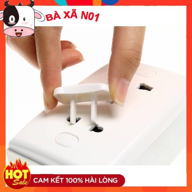Nút bịt ổ điện an toàn chống giật cho bé