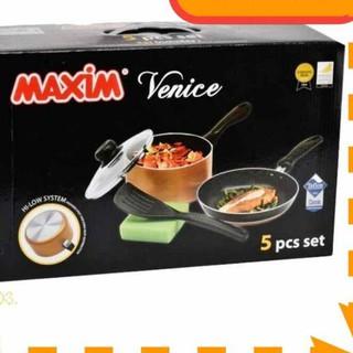 Bộ 5 Dụng Cụ Nấu Ăn Maxim Venice