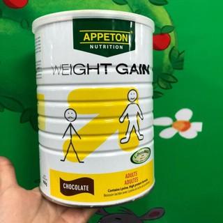 Sữa bột dành cho người gầy Appeton WEIGHT GIAN 900g date mới thumbnail