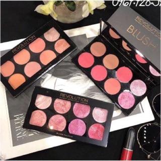 Bảng phấn má hồng Revolution Ultra Blush Palette thumbnail