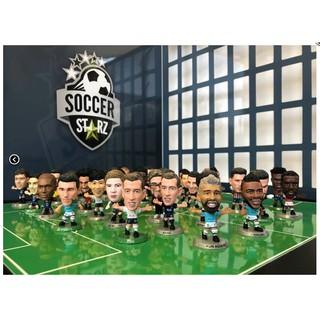 Bộ tượng cầu thủ bóng đá Soccerstarz chính hãng cao cấp Chelsea, Barca