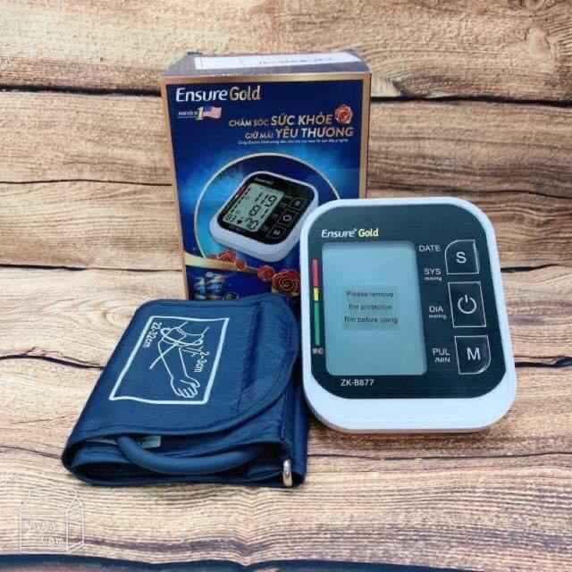 Máy đo huyết áp quà tặng từ sữa Ensure gold | Shopee Việt Nam