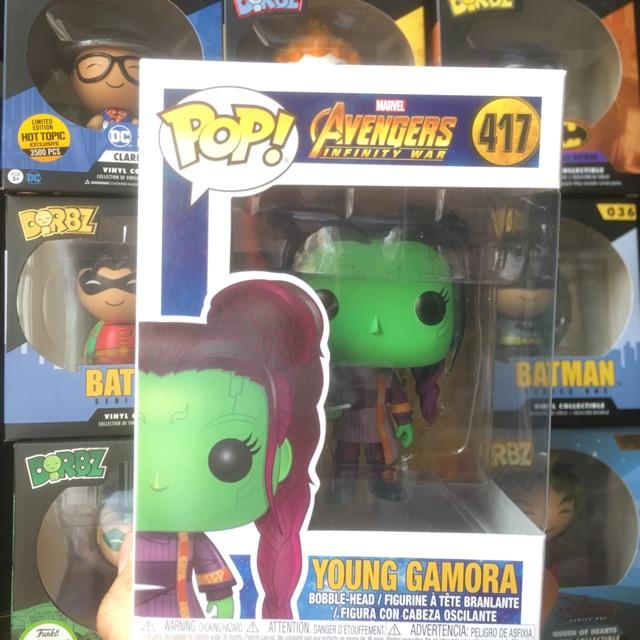 Mô hình Young Gamora 417 Cuộc Chiến Vô Cực Funko Pop - 21783645 , 1823758285 , 322_1823758285 , 500000 , Mo-hinh-Young-Gamora-417-Cuoc-Chien-Vo-Cuc-Funko-Pop-322_1823758285 , shopee.vn , Mô hình Young Gamora 417 Cuộc Chiến Vô Cực Funko Pop