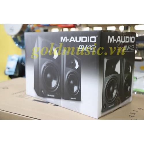 Loa kiểm âm M-Audio AV42