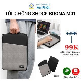 Túi chống shock có quai xách dạng đứng Boona M01 cho Macbook Surface IPad Laptop(100% hài lòng - trả hàng 7 ngày) thumbnail