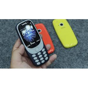 Điện thoại nokia 3310 đủ phụ kiện giá sốc