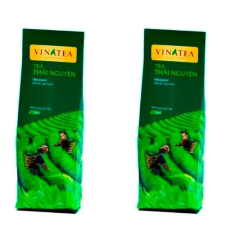 Combo 2 túi Trà Vinatea Thái Nguyên sợi rời 80g