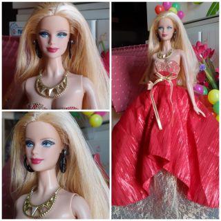 Búp bê barbie holiday muse chính hãng