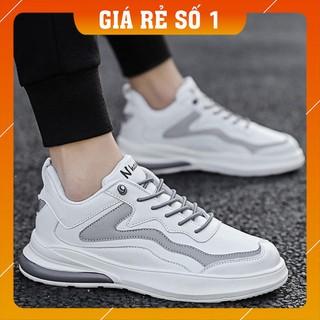 [FreeShip – Sale khô máu] Giày thể thao nam, giày sneaker nam viền phản quang A88