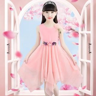 Đầm Công Chúa Mùa Hè 2021 Cho Bé Gái váy đầm bé gái váy đầm cho bé đầm cho bé gái đầm công chúa bé gái đầm cho bé gái