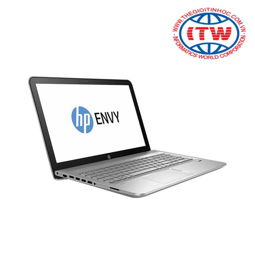 Laptop HP Envy 15-ae130TX I7-6500U - P6M95PA (Bạc)