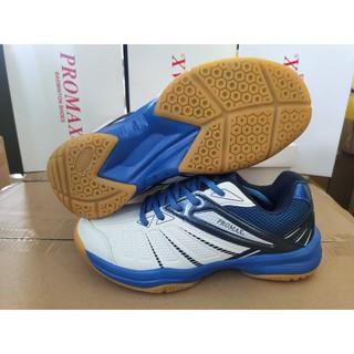 Giày cầu lông PROMAX 19004 Động Lực mầu trắng
