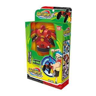 đồ chơi Con quay Võ Thần Giáp Sĩ – Đại Bàng Lửa