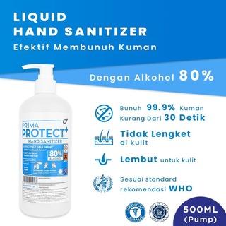 Bình đựng nước rửa tay Prima + bình đựng nước rửa tay 500mL