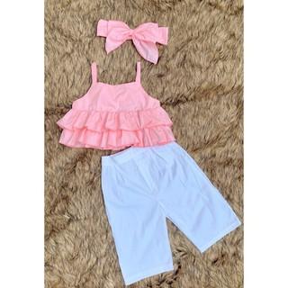 Váy hè cho bé gái💕FREESHIP+Tặng kèm Turban💕Váy cho bé, váy đầm bé gái sét dời cho bé gái mùa hè thu diện tỏa sáng