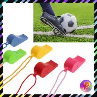 Đồ chơi kèn thổi trọng tài bằn nhựa nhiều màu