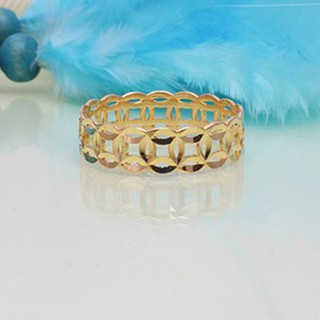 Hình ảnh [Mã FABRREST19 giảm 30k đơn bất kỳ] Nhẫn kim tiền cao cấp ANTA Jewelry ATJ5515-4