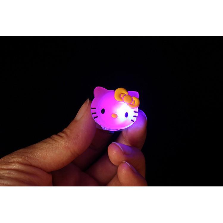 (Cực Sốc) Nhẫn đeo phát sáng-Đồ Chơi Trẻ Em 4568 (Xả Hết)