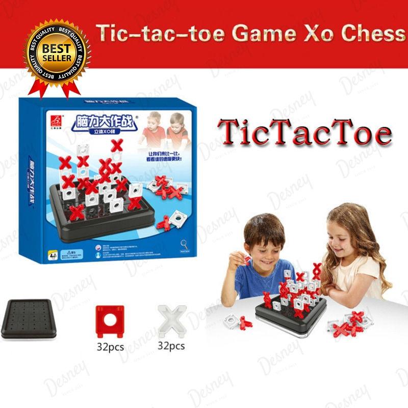Bộ Trò Chơi Board Game Tic-Tac-Toe Cho Bé