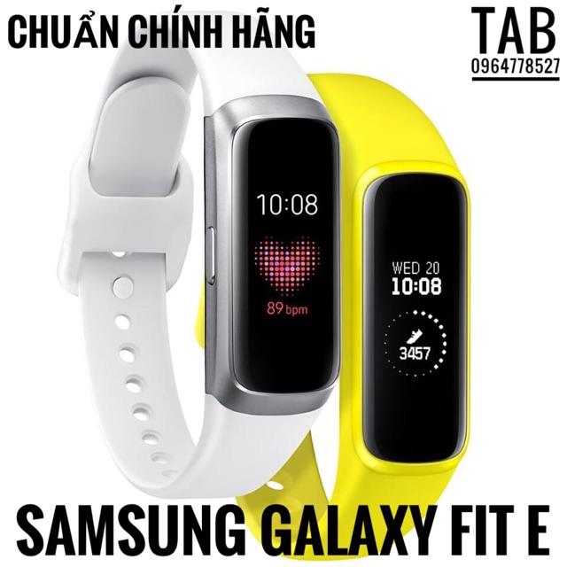 Đồng Hồ Samsung Galaxy Fit E - Chính Hãng