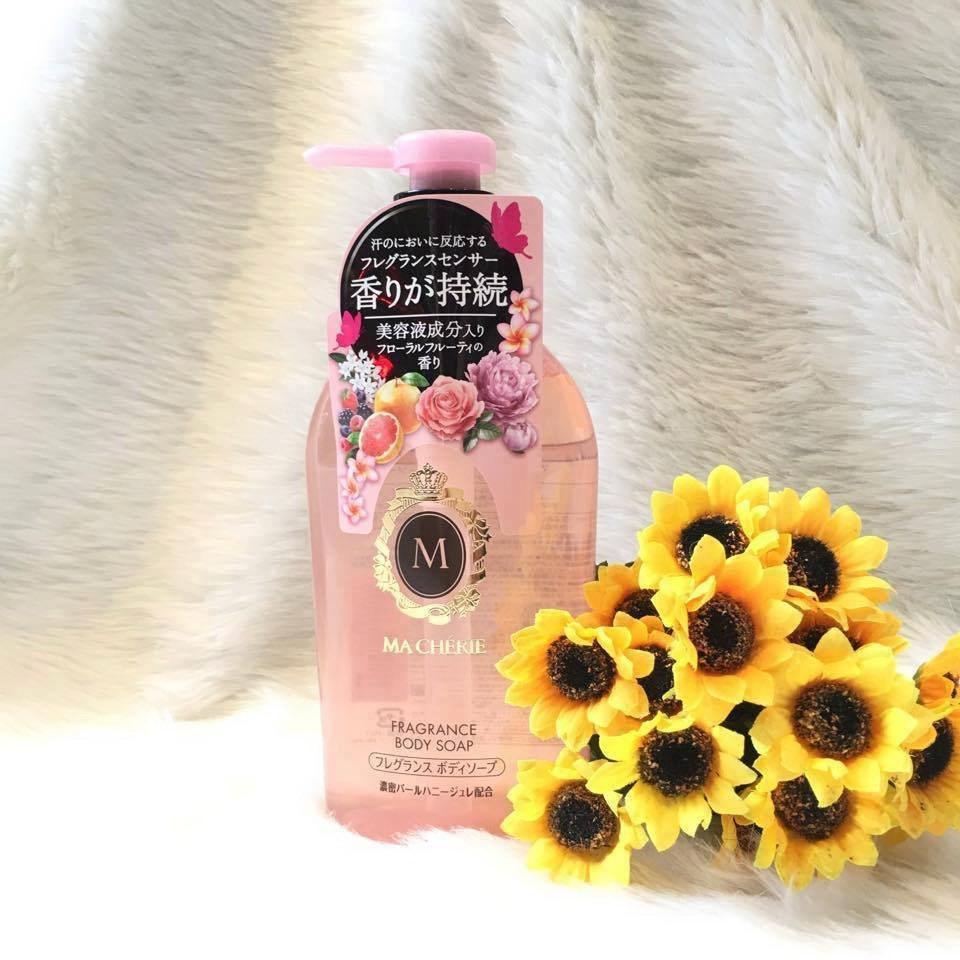 Sữa tắm Shiseido Macherie 450ml Nhật - 2839833 , 587973278 , 322_587973278 , 290000 , Sua-tam-Shiseido-Macherie-450ml-Nhat-322_587973278 , shopee.vn , Sữa tắm Shiseido Macherie 450ml Nhật