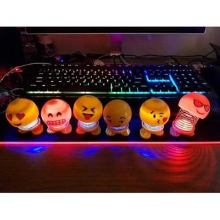 [HOT] Thú Nhún Emoji Có Đèn Nhấp Nháy – Siêu Ngộ Nghĩnh – Nhìn Là Yêu