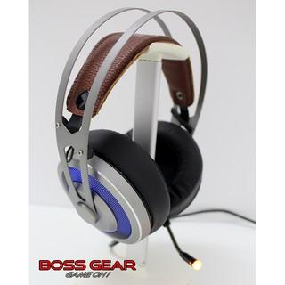 Tai Nghe Gaming BossGear X20 Giả Lập Âm Thanh 7.1 ( Đêm tai dày và to, LED 7 màu ,Khung Kim Loại )