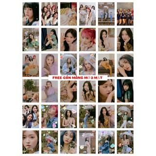 Lomo card 36 ảnh Oh My Girl - Dear OHMYGIRL