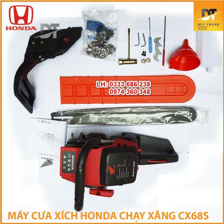 Máy Cưa Xích Chạy Xăng Honda Cx68
