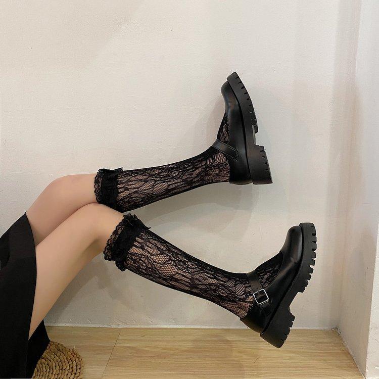 Giày Búp Bê Nữ Mũi Tròn Thời Trang Hàn