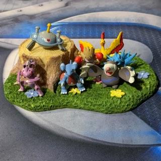 Mô hình pokemon tiny