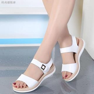 Sandal đế mềm thời trang mùa hè dành cho mẹ bầu 2021