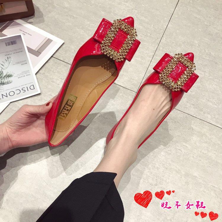 Giày búp bê mũi nhọn phong cách trẻ trung thanh lịch dành cho nữ - 14862141 , 2412474377 , 322_2412474377 , 331200 , Giay-bup-be-mui-nhon-phong-cach-tre-trung-thanh-lich-danh-cho-nu-322_2412474377 , shopee.vn , Giày búp bê mũi nhọn phong cách trẻ trung thanh lịch dành cho nữ
