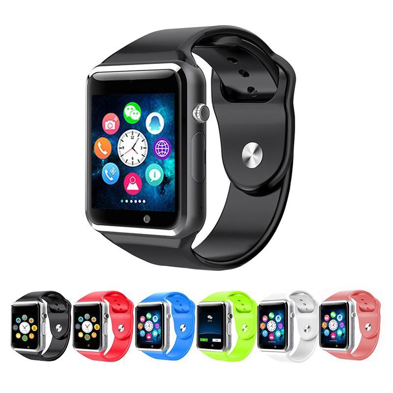 Đồng hồ thông minh bluetooth A1 hỗ trợ thẻ SIM và thẻ TF cho trẻ em