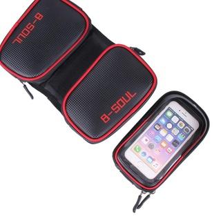 ➹ Túi đựng điện thoại chống thấm nước 6.2 Inch YA0210 màu đen/đỏ