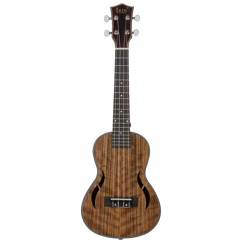 Irin Tenor Ukulele 26 Inch Walnut Wood 18 Fret Acoustic Guitar qeufjhpoo