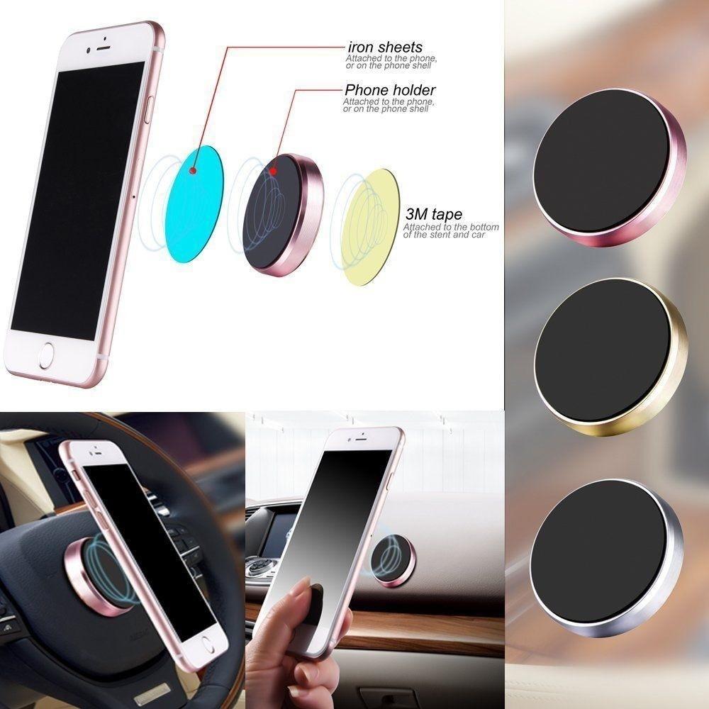 Phổ cập Điện thoại xe hơi Chip từ mạnh mẽ Dành cho iPhone Android tất cả điện thoại